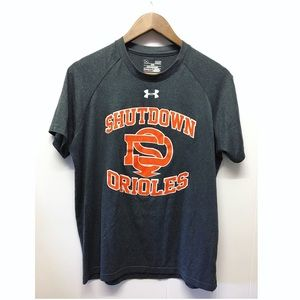Under Armour | Orioles Baseball T-shirt Loose Fit